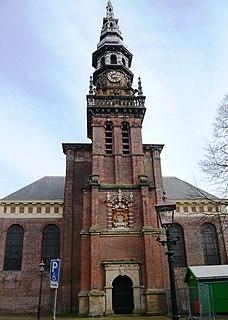 Nieuwe Kerk (Haarlem) church in Haarlem