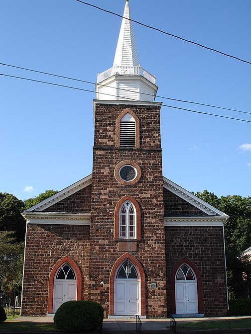 Hackensack's Church On The Green (First Reformed Dutch Church, Hackensack) HackensackChurchOnTheGreen.jpg