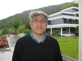 Halil Mete Soner Turkish mathematician