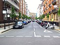 Hallam Street from Weymouth Street (north) - panoramio.jpg