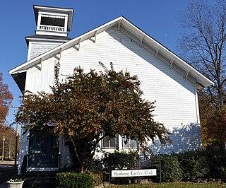 Hamburg Presbyterian Church church building in Arkansas, United States of America