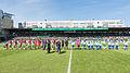Hammarby IF - IFK Värnamo April 2013 10.jpg