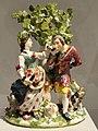Hand Kiss, Meissen Porcelain Manufactory - Indianapolis Museum of Art - DSC00683.JPG