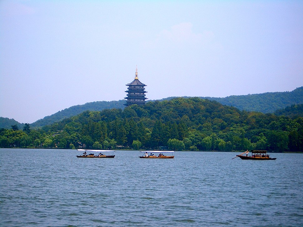 Hangzhou - West Lake - CIMG2517