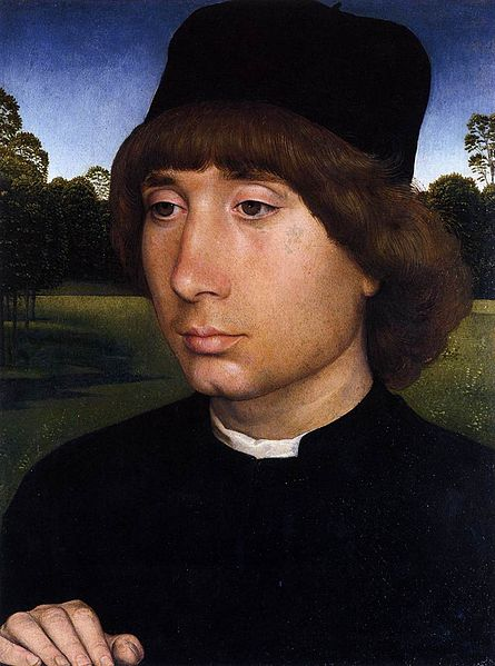 File:Hans Memling - Portrait of a Young Man before a Landscape - WGA14912.jpg