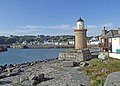 Harbour light Portpatrick - geograph.org.uk - 1408716.jpg