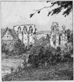 Harz-Berg-Kalender 1920 S.20 Kloster Walkenried.png
