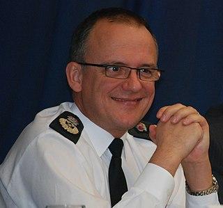 Mark Rowley British police officer