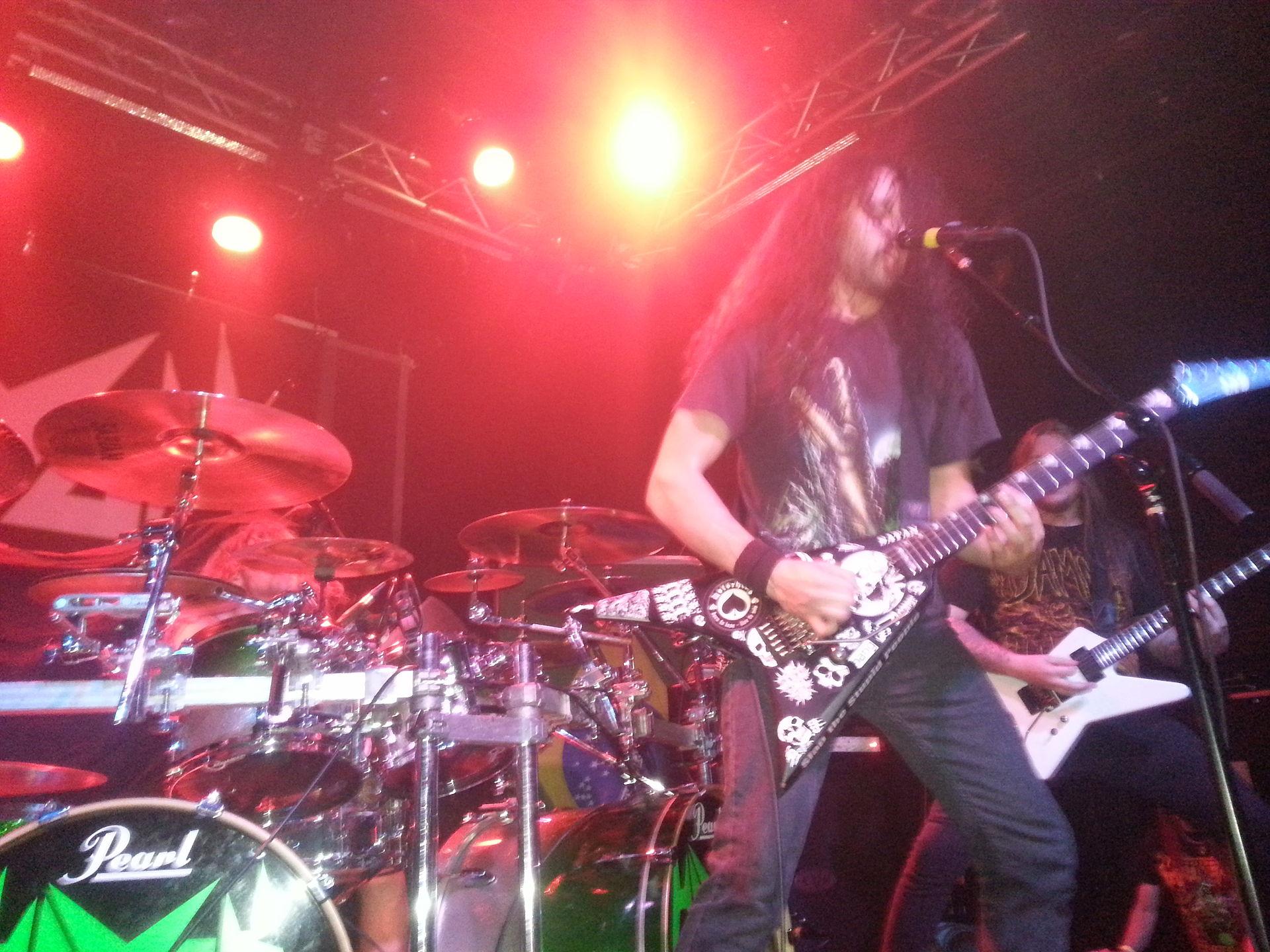 Havok (band) - Wikipedia