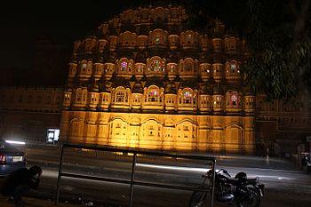 Hawa Mahal - Jaipur, India.jpg