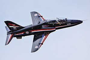 BAE Systems Hawk - BAE Hawk T1 trainer of the Royal Air Force