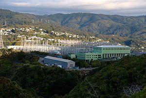 Haywards - Haywards electrical substation