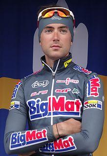 Flavien Dassonville French cyclist