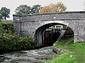 Hazelhurst Top Lock (No 10) and Bridge No 36, Caldon Canal, Staffordshire - geograph.org.uk - 596397.jpg