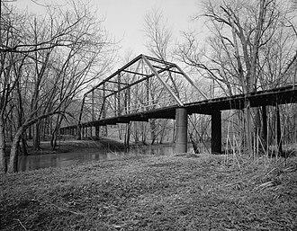 Hazen Bridge - Image: Hazen Bridge