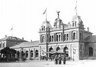Mainz Hauptbahnhof - Berdellé's station