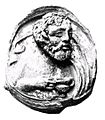 Head of Dyonisus Sirkap.jpg