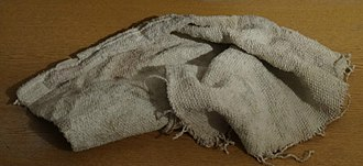 Asbestos - Asbestos fabric