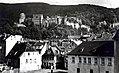 Heidelberg, Schloss 1939 02.jpg