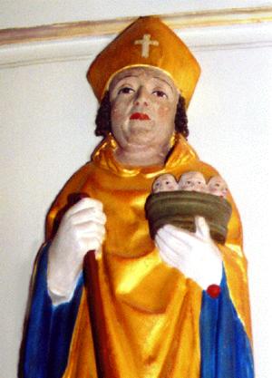 Sigfrid of Sweden - Image: Heiliger Siegfried
