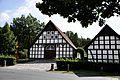 Heimathaus Hollager Hof Niedersachsen Landkreis Osnabrück Wallenhorst Ortsteil Hollage Heimathaus von 1656.jpg