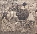 Heinrich Vogeler Liebe 1896 Aquatintaradierung.jpg