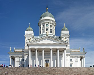 Helsinki Cathedral - Helsinki Cathedral
