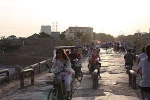 Hengshui - Image: Hengshui Old Town Bridge