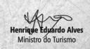 Assinatura de Henrique Eduardo Alves