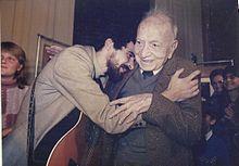 Henrique Mann e Mário Quintana.