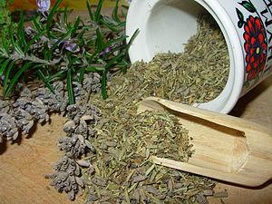 Herbes de Provence herbs