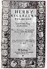 Herby rycerstwa polskiego