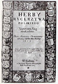Herby rycerstwa polskiego Bartosz Paprocki.jpg
