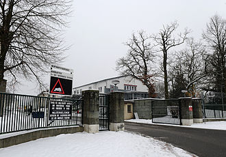 Westfalen Garrison - Wentworth Barracks (built in 1934 as Stobbe Kaserne after Major-General Otto Stobbe)