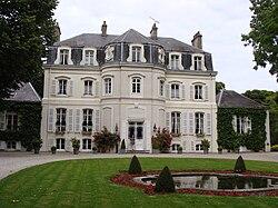 Hesdin l'Abbé Château de Cléry.JPG