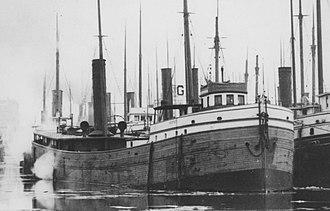 SS Hesper - Image: Hesper