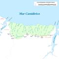 Hidrografía Galicia Cunca Mariña Oriental gl.png