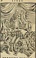 Hieronymi Mercvrialis De arte gymnastica libri sex - in quibus exercitationum omnium vetustarum genera, loca, modi, facultates, and quidquid deniq. ad corporis humani exercitationes pertinet, (14593419579).jpg