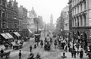 Quinn v Leathem - Image: High Street, Belfast (5785358121)