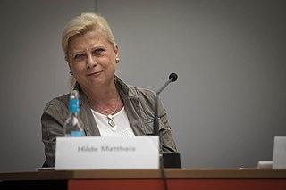 Hilde Mattheis German politician