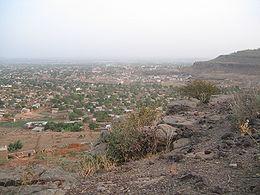 Bamako – Veduta