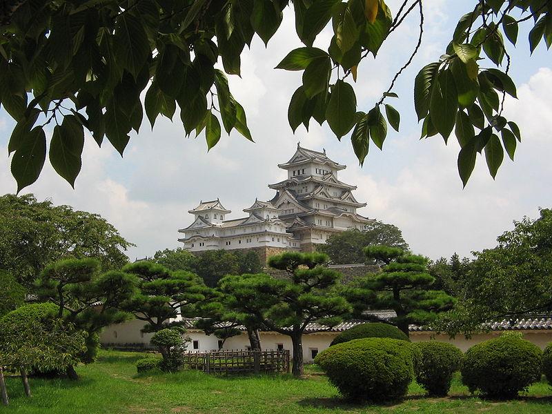Fichier:Himeji castle.JPG