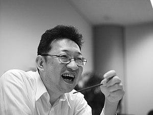 Hiroaki Kitano - Image: Hiroaki Kitano