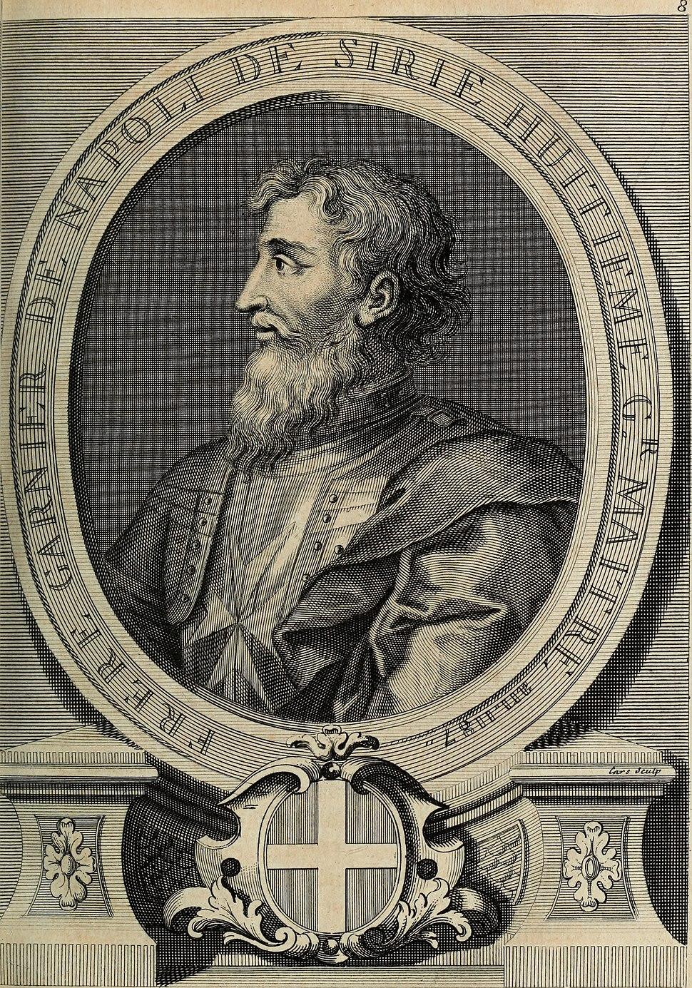 Histoire des Chevaliers Hospitaliers de S. Jean de Jerusalem - appellez depuis les Chevaliers de Rhodes, et aujourd%27hui les Chevaliers de Malthe (1726) (14579750980)