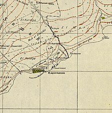Historical map series for the area of al-Samakiyya (1940s).jpg