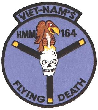 VMM-164 - Squadron logo when they were HMM-164