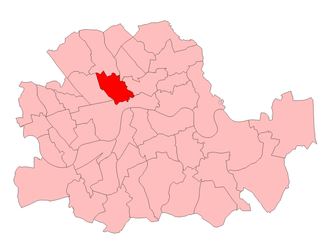 Holborn and St Pancras South (UK Parliament constituency) Parliamentary constituency in the United Kingdom, 1950-1983