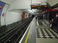 Holborn station Central eastbound look west.JPG