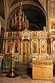Holy Trinity Churcn in Boltino nothern doors.jpg