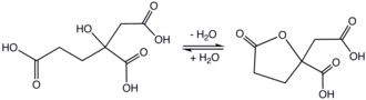 Homocitric acid - Image: Homocitrate 2